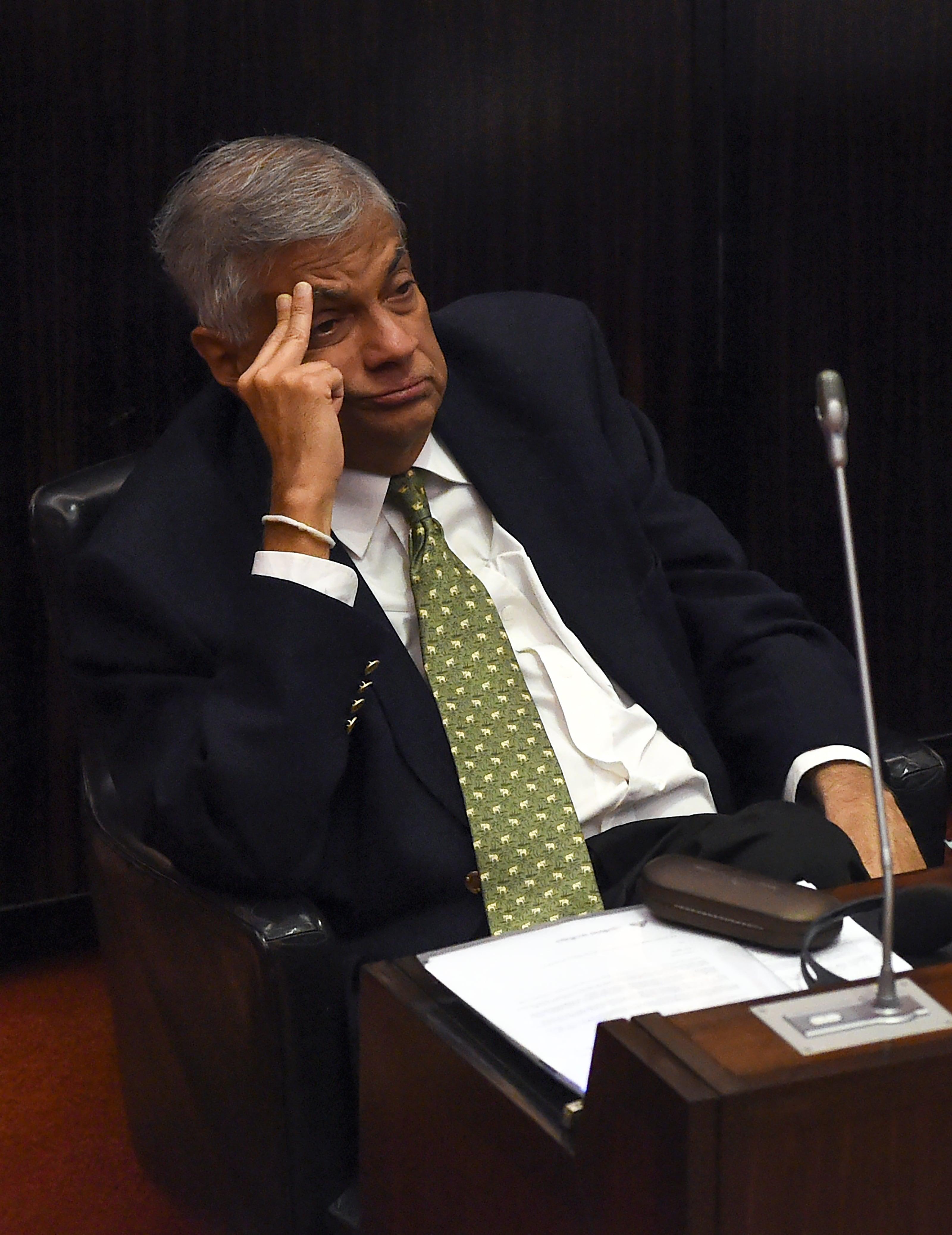 Srilanka's Crisis